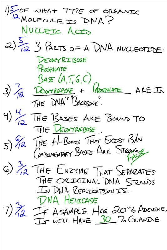 Here we is the video we watch that briefly discusses forensic DNA ...